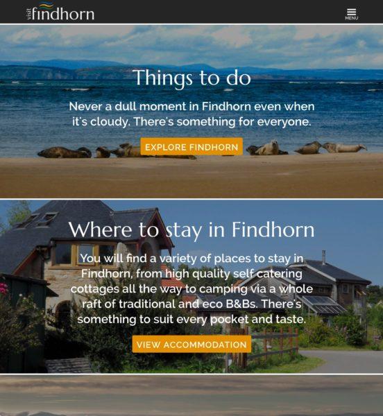 Visit Findhorn